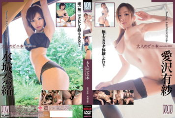 YSN-349 Starring By ARISA / NAO Adult Beaver Book
