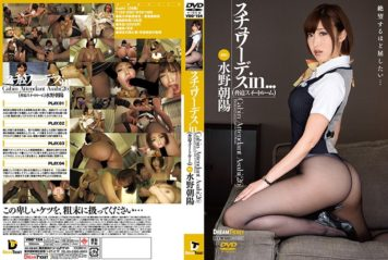 VDD-124 Stewardess In ... (Intimidation Suite) Chaoyang Mizuno