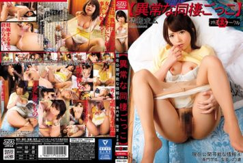 DVAJ-224 [Abnormal Cohabitation Pretend] That Can Be Currently Published Information 4 Professional Students Nashinatsu 23-year-old Mari Nashinatsu