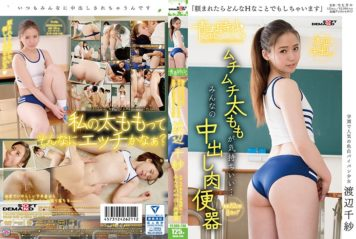 """SDAB-040 """"I Will Do Anything H Anything You Ask"""" Watanabe Chisa Mujimu Thighs Feels Good ... Everyone's Creampie Meat Toilet"""